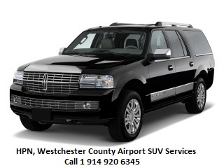 HPN , Westchester County Airport SUV Services