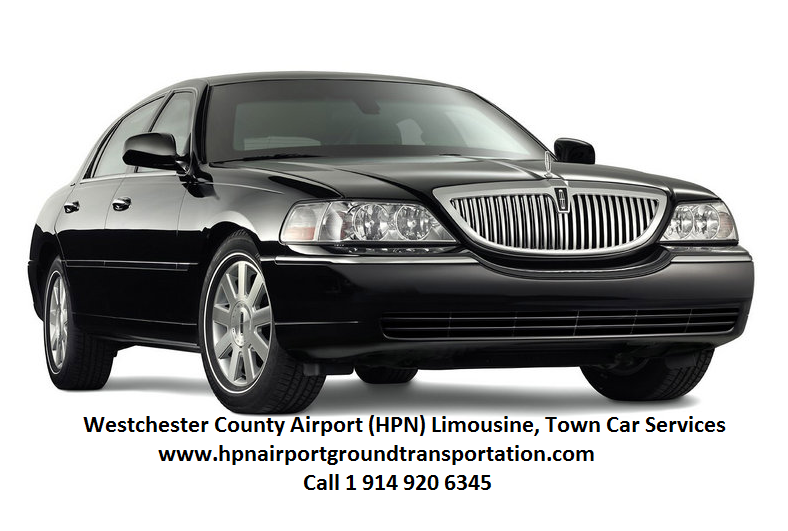 Westchester County Airport HPN Town car